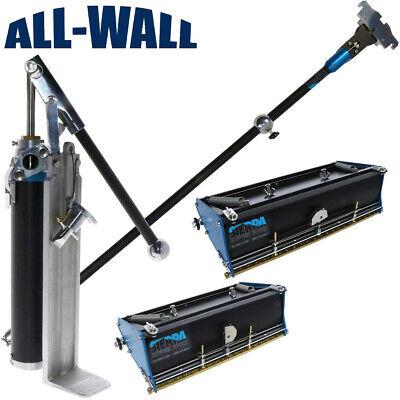 Sierra Rugged Taping Tools 1012 Drywall Flat Box Finishing Set Wpump Tough