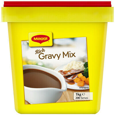 1kg Maggi Rich Gravy Mix Classic Best Before March 2022 Secure Packaging