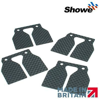 Showe Yamaha RD 250 350 YPVS LC LCII Carbon FIber Racing Reed Membrane Petal Set for sale  Shipping to Ireland