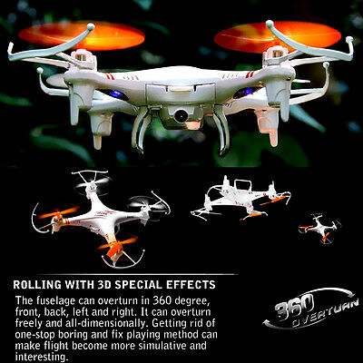 Flying Skytech M62 6Axis Drone Mini DJI PHANTOM Holy RC Aircraft Quadcopter USA