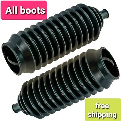 New rack and pinion boots left/right For Infiniti QX4 1997-2003