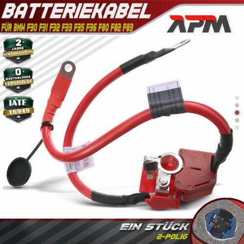 Batteriekabel Kabelbaum Pluskabel für BMW F30 F31 F32 F33 F35 F36 F80 F82 F83