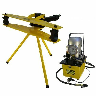 Electro-hydraulic Pipe Bender 12-4 W-4d