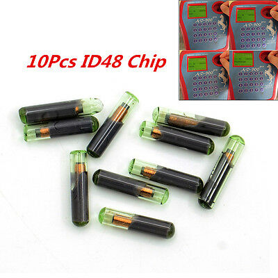 10 pcs Car Key Chips ID48 Transponder Chip (OEM) For Tango Pro Copy ID48 Chip