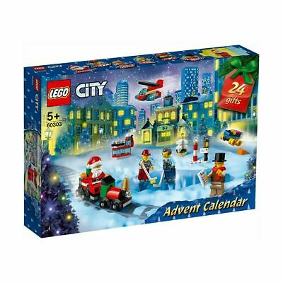 LEGO City Occasions Advent Calendar - 60303 Brand New For Kids Christmas Gift LF