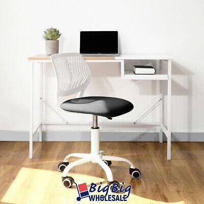 Office Chair Swivel Ergonomic Gray Plastic Mesh Kids Desk Comupter Study Room