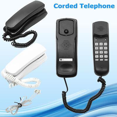 Standard Trimstyle Phone Analog Desk Wall Mount Flash Redial Corded Telephone ! Standard Desk Phone