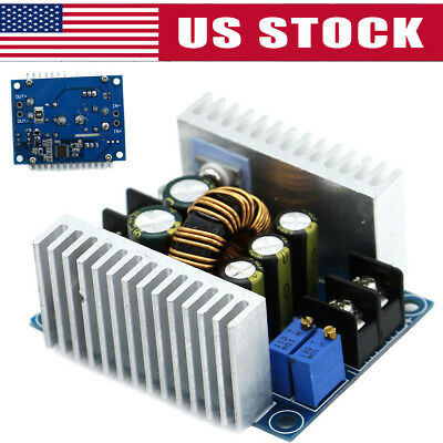 300w 20a Dc-dc Converter Step Up Step Down Buck- Boost Power Adjustable Charger