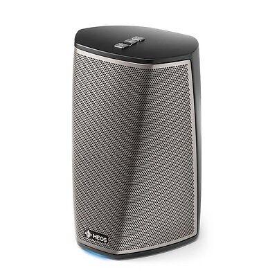 Denon HEOS 1 HS2 Black REFURBISHED Compact Portable Wireless Speaker