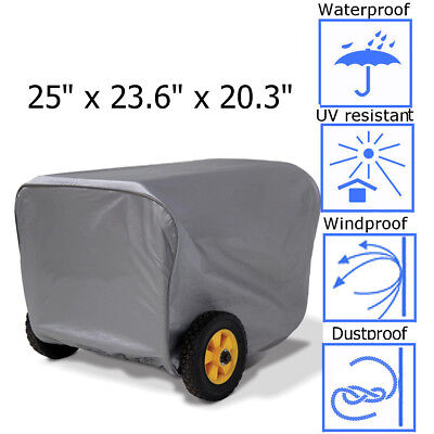 Generator Storage Cover For Champion Portable Weather-esistant Dustproof 25