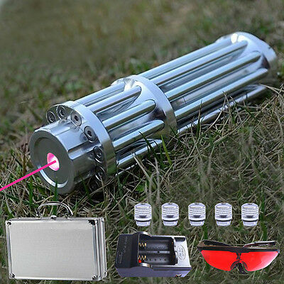 650nm Red Laser Pointer Laser Torch Laser Flashlight Teaching-aid Laser Pen Pack