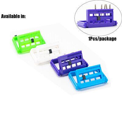 Dental Endo File Holder Ruler Adjustable Autoclavable Lab File Block Easyinsmile