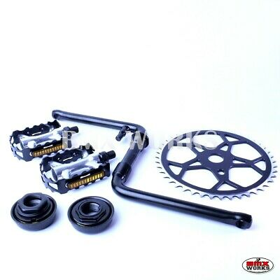 SunRace M9 trail//cross country XC Cycle Pédalier 175 mm Crank Arm//96 mm BCD