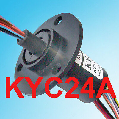 KYC24A Slip Ring(24 wires, 2A ) 5A or 10A available