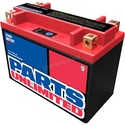Parts Unlimited Lithium Ion Battery - 2113-0689