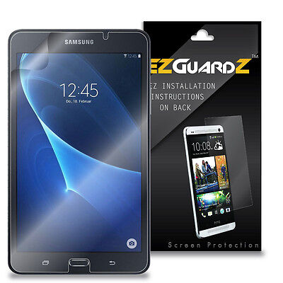 3 New Screen Protector (3X EZguardz NEW Screen Protector Shield 3X For Samsung Galaxy Tab A 7 SM-T280 )