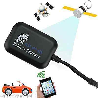 Real Time Gps Tracker Gsm Gprs Vehicle Sms Network Tracking Devices Anti Theft