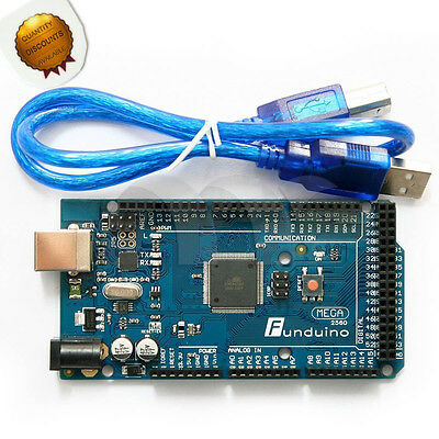 Mega2560 Control Development Board Atmega16u2 For Arduino Compatible Usb Cable