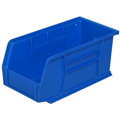 Akro-mils 30230blue Blue Stack Hang Bin 10-78d X 5-12w X 5h 12pk
