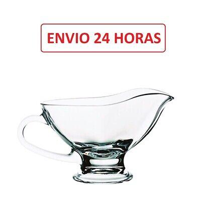 Salsera de Cristal Erica 300 ml, ENVIO 24 HORAS