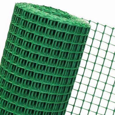 Fence Plastic Fence Lattice Fence Poultry Fence Haga 25m L X 1,2m Height