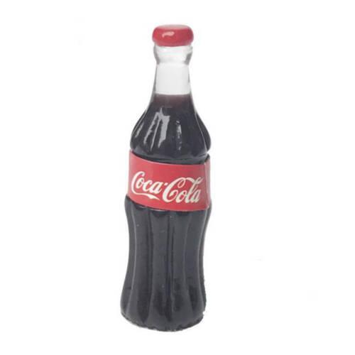 Купить 1:12 Miniature Dollhouse Coca Cola Sprite Fanta Dink Figure Bottle Decor Random