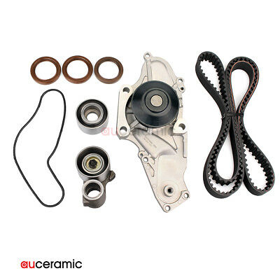 Timing Belt Kit Water Pump for 99-04 Acura TL MDX Honda Accord 3.0L 3.2L 3.5L (99 Acura Cl Water)