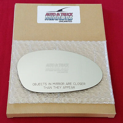 - NEW Mirror Glass 03-08 BMW Z4 Passenger Right Side RH - NON DIMMING