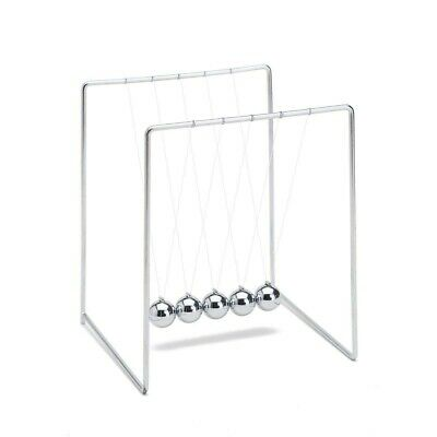 Unique Stainless Steel Newtons Cradle Balance Balls 4.5 Inch