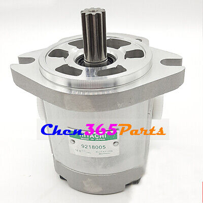 New Gear Pump 9218005 4276918 Fits Hitachi Ex100-3 Ex200-3 Ex200-5 Ex220-5