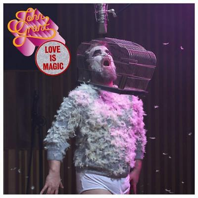 "John Grant - Love Is Magic (NEW 2 x 12"" VINYL LP) (Preorder Out 12th October)"