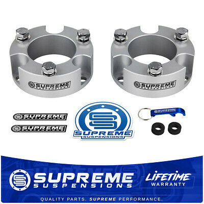 """3"""" Front Leveling Lift Kit For 1995-2004 Toyota Tacoma 4Runner 2WD 4WD Silver"""