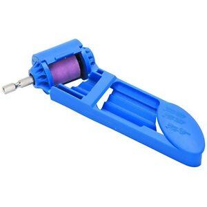 EZ Drill Bit Sharpener with 1/4