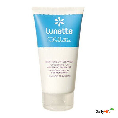 Lunette Menstrual Cup Cleanser 3.4 oz FREE SHIPPING Made in