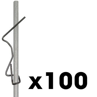 100 Box 2x4 Wire Screed Hooks Concrete Forms Screed Post Slab Curb Patio Inch