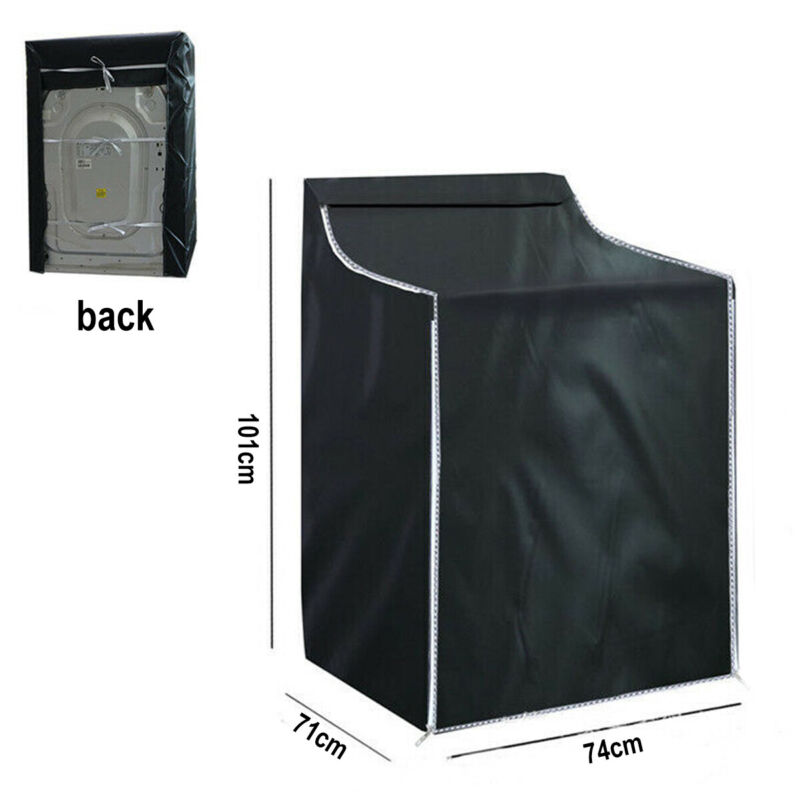 Top-loading Washing Machine Cover Dryer Protect Waterproof Sunscreen Dustproof
