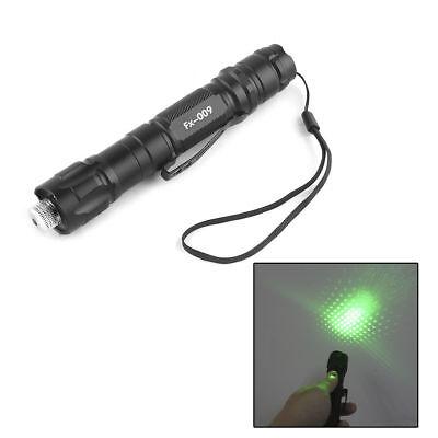 Hot Green Laser Flashlight 5MW Aluminum Alloy Outdoor Gypsophila Laser Pen