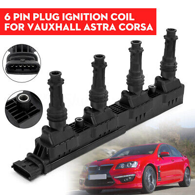 IGNITION MODULE / COIL PACK FOR VAUXHALL/OPEL AGILA FOR ASTRA CORSA MERIVA TIGRA