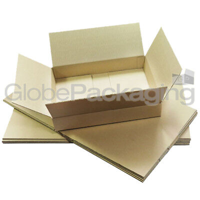 5 x NEW DEEP Max Size Royal Mail Small Parcel Packet Postal Boxes 350x250x160mm