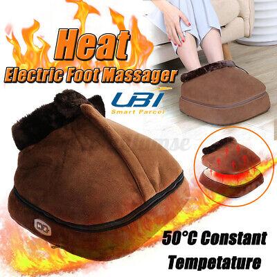 Elektrisch Fußmassagegerät Shiatsu Fussmassagegeraet Fußmassage Wärmefunktio