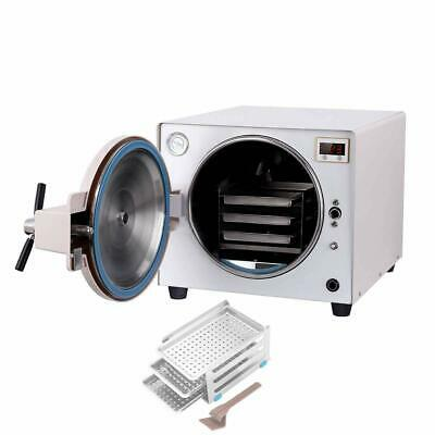 Dental 18l Medical Autoclave Vacuum Steam Sterilizer Disinfection Cabine