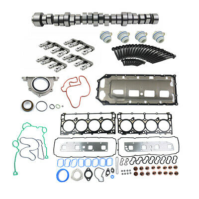 Non-MDS Lifters Camshaft & Plugs Kit For 2006-2008 5.7L V8 Dodge Ram 53022064AA