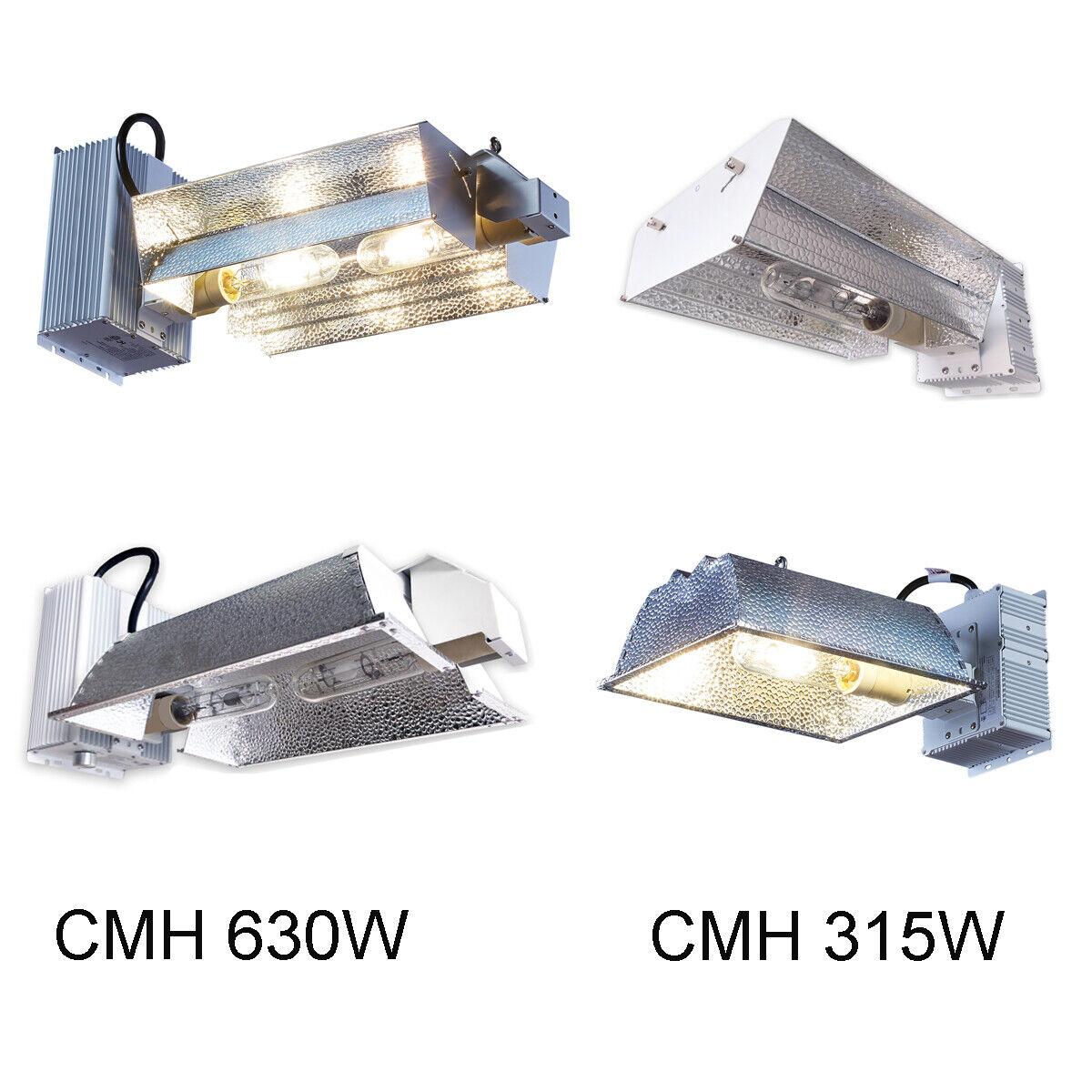 TopoLite CMH 315W 630W Grow Light Fixture Kit Hydroponic Ind
