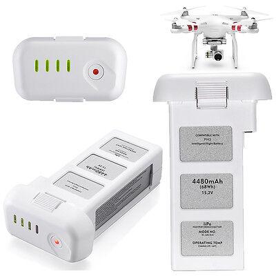 For DJI Phantom 3 Professional Intelligent Flight LiPo Battery 4480mAh 15.2V