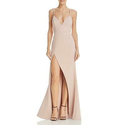 La Maison Talulah Womens Amatory Pink Formal Evening Dress Gown M BHFO 4556