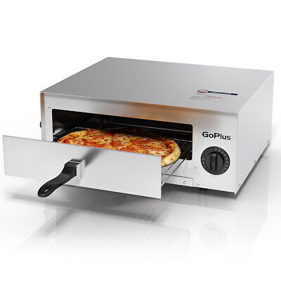 Home Kitchen Pizza Oven Stainless Steel Counter Top Snack Pa