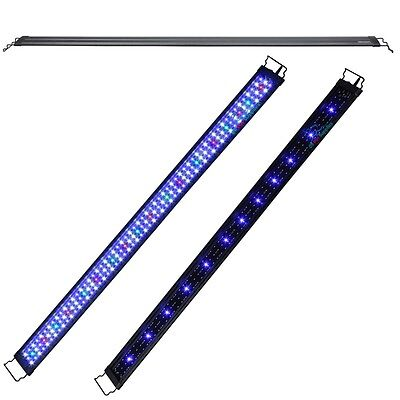 "0.1W LED Light Full Spectrum 174LEDs for 48""- 60""Aquarium Fish Tank Plant FOWLR"