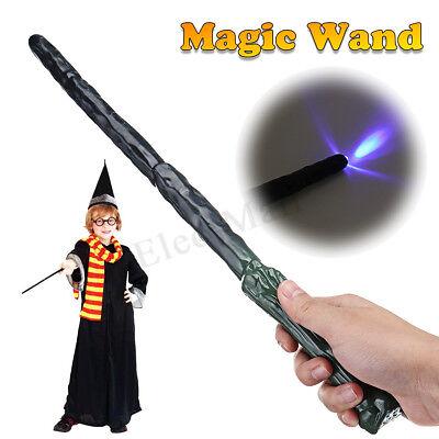 1Pcs Harry Magical Magic Wand Stick With Light & Sound Halloween Costume Cosplay - Stick Halloween Costume
