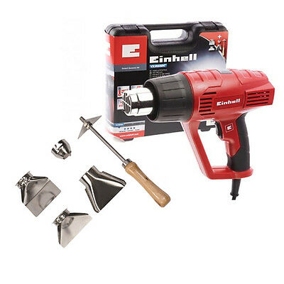 Einhell TH-HA 2000/1 Hot Air Heat Gun Paint Stripper 2000W/240V EINTHHA2000 New