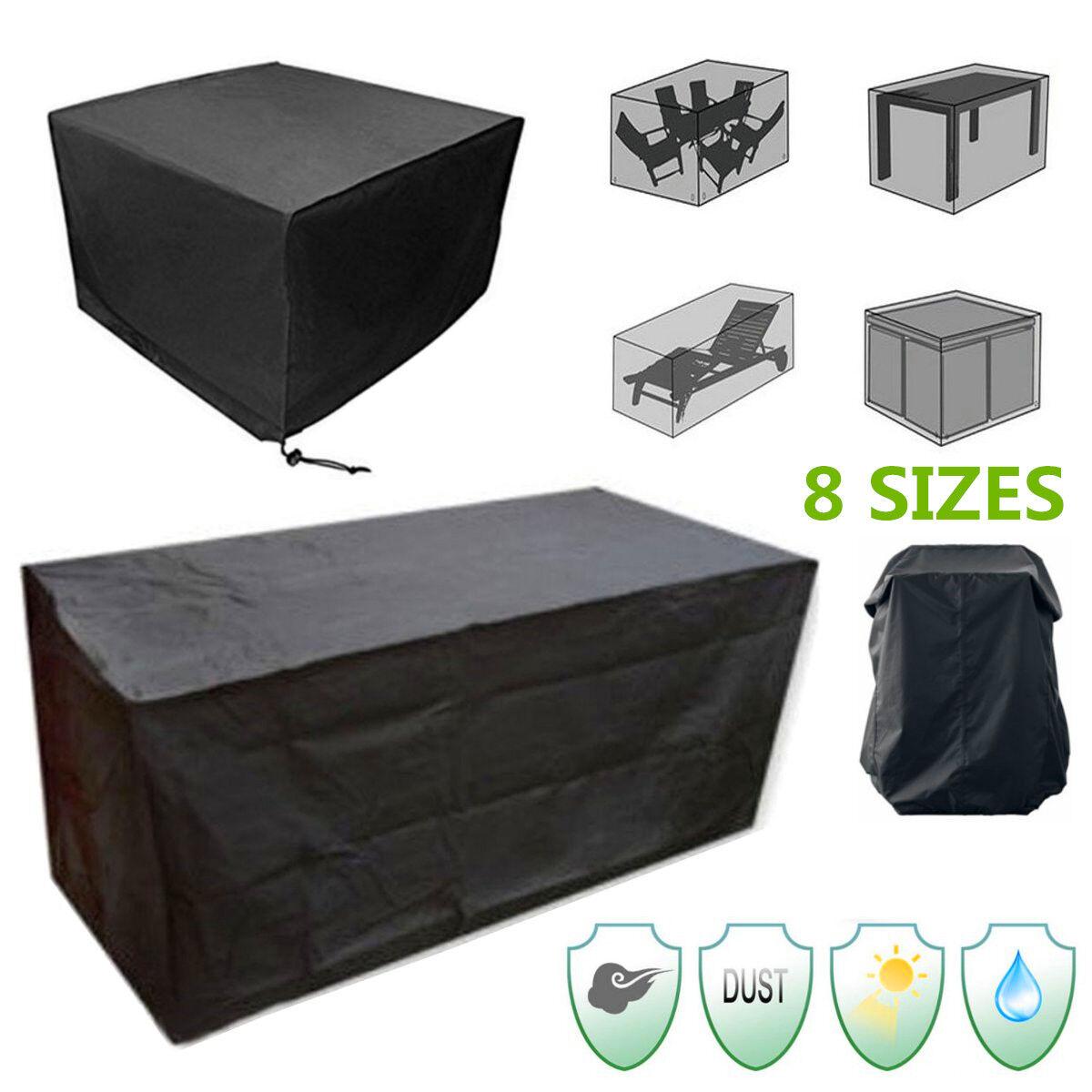 12 sizes waterproof outdoor patio garden furniture rain snow uv rh ebay com au